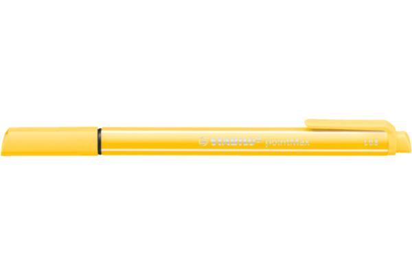 STABILO Prestigemium-Fineliner 0,8mm 488 44 pointMax gelb