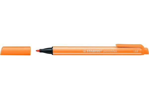 STABILO pointMax Einzelstift 488 54 orange