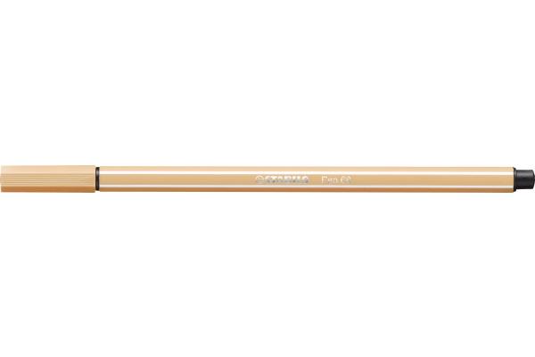 STABILO Fasermaler Pen 68 1mm 68 88 ocker hell