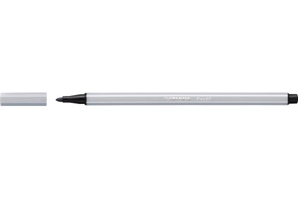 STABILO Fasermaler Pen 68 1mm 68/94 hellgrau