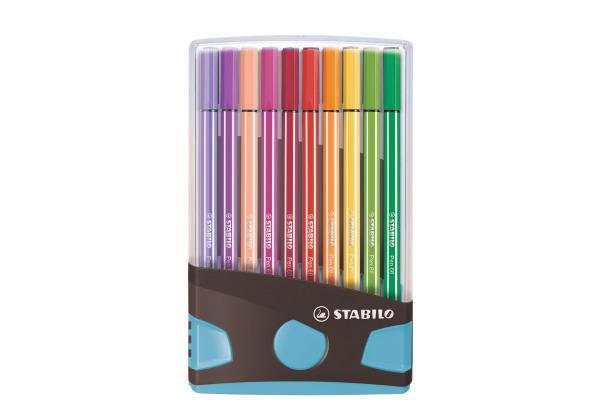 STABILO Fasermaler Pen 68 6820-04-04 20 Stück...