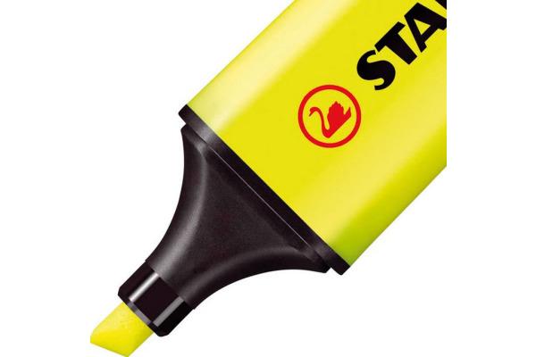 STABILO Boss Leuchtmarker Original 70 24 gelb 2-5mm