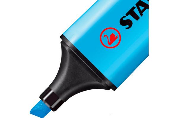 STABILO Boss Leuchtmarker Original 70 31 blau 2-5mm