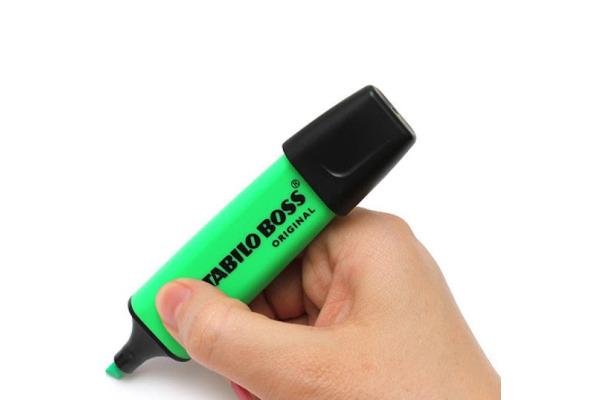 STABILO Boss Leuchtmarker Original 70 33 grün 2-5mm
