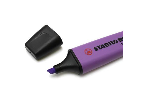 STABILO Boss Leuchtmarker Original 70 55 lavendel 2-5mm