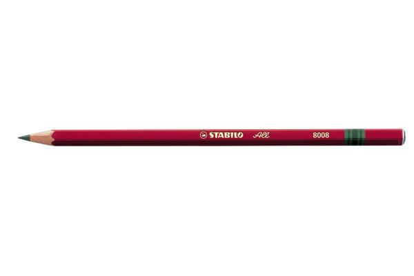 STABILO Graphitstift All 3.3mm 8008 schwarz