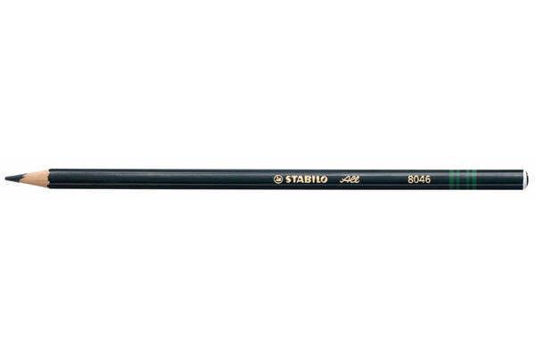 STABILO Farbstift All 3.3mm 8046 schwarz