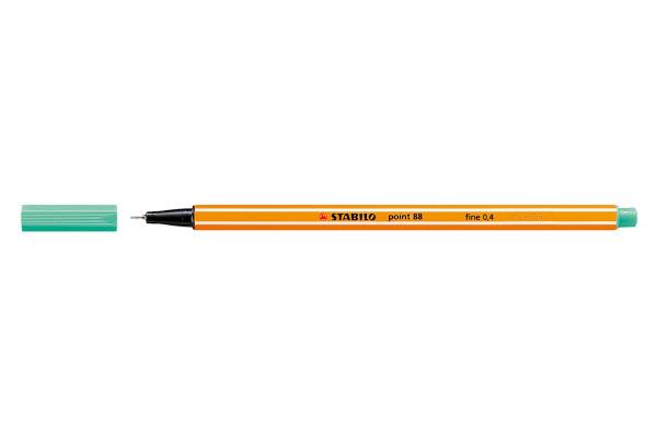 STABILO Feinschreiber point 88 0,4mm 88 13 eisgrün