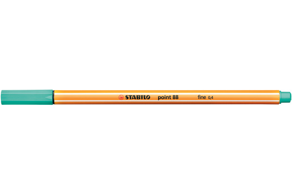 STABILO Feinschreiber point 88 0,4mm 88/13 eisgrün