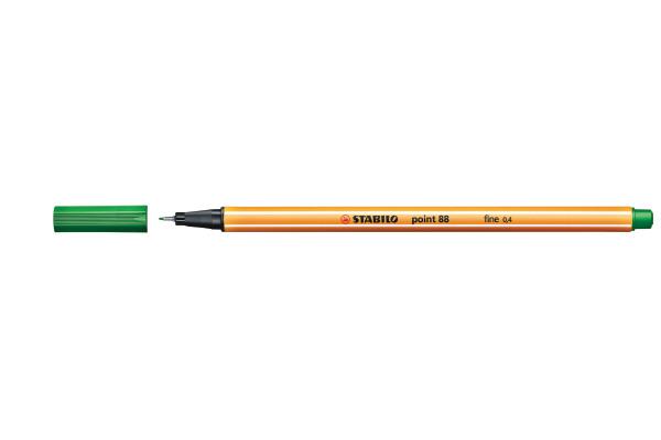 STABILO Feinschreiber point 88 0.4mm 88/36 grün