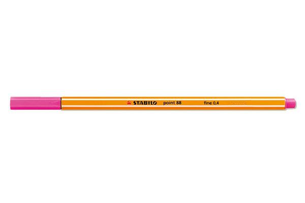 STABILO Feinschreiber point 88 0.4mm 88 56 pink