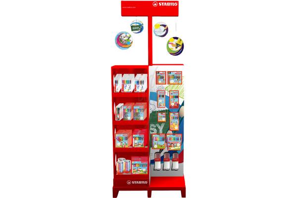 STABILO School Shop 2018 SET27180 gefüllt