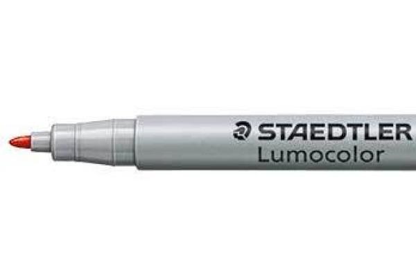 STAEDTLER Lumocolor non-permit 1mm(M) 315-2 rot