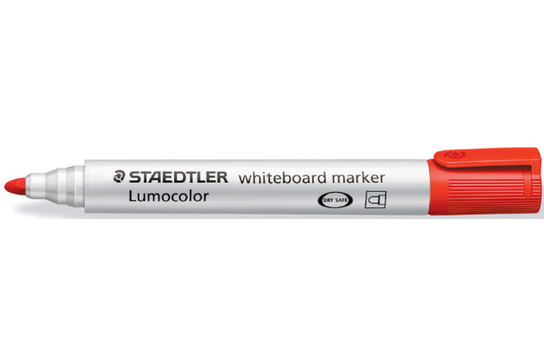 STAEDTLER Whiteboard Marker 2mm 351-2 rot