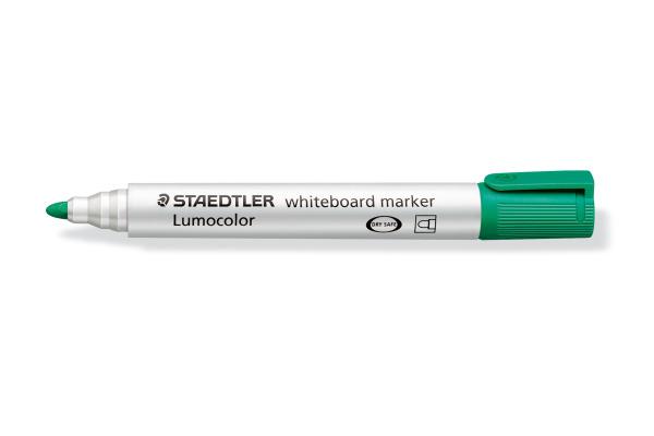 STAEDTLER Whiteboard Marker 2mm 351-5 grün