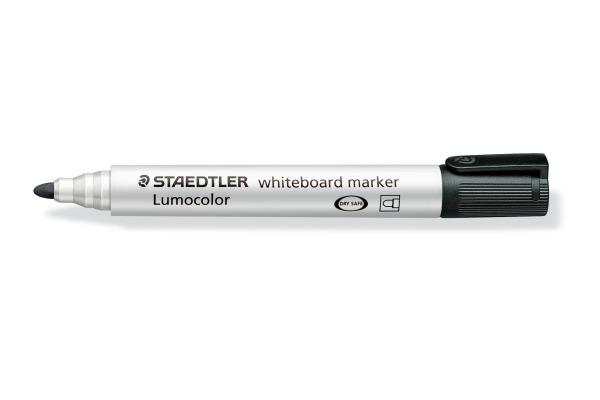 STAEDTLER Whiteboard Marker 2mm 351-9 schwarz