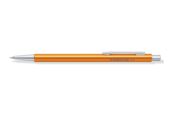STAEDTLER Druckbleistift Alu 0.5mm 9POP40405 Organizer Pen orange