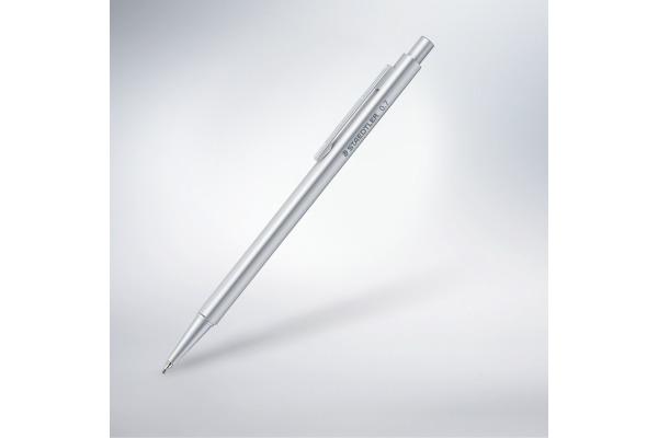 STAEDTLER Druckbleistift Alu 0.7mm 9POP48107 Organizer Pen silber