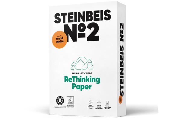 STEINBEIS TrendWhite A4 88025159 80g 500 Blatt