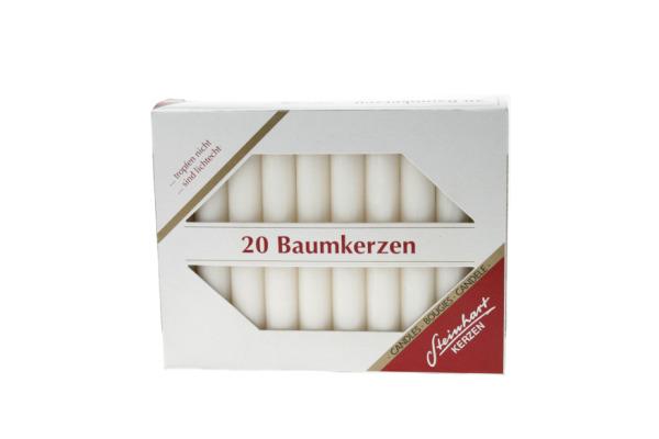 STEINHART Baumkerzen 100x13mm 02333-23 champagner 20 Stück
