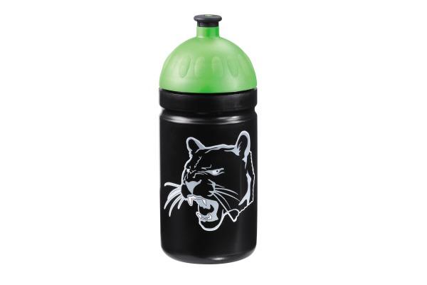 STEP BY STEP Trinkflasche 129236 Wild Cat, schwarz