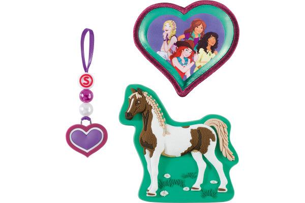 STEPBYST. Zubehör Magic Mags Schleich 139218 Horse Club,girls 3-teilig