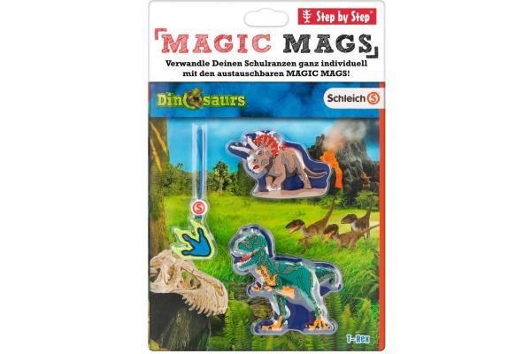 STEPBYST. Zubehör Magic Mags Schleich 139220 Dinosaurs, T-Rex 3-teilig