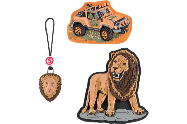 STEPBYST. Zubehör Magic Mags Schleich 139221 Wild Life Lion 3-teilig