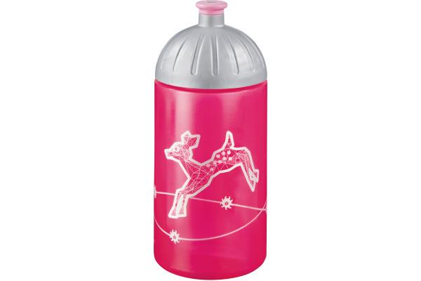 STEPBYST. Trinkflasche Modern Deer 139247 pink