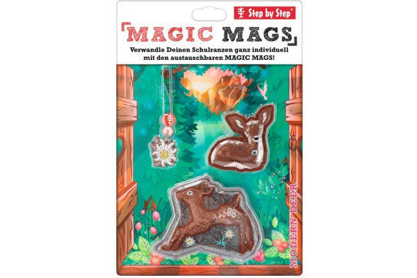 STEPBYST. Zubehör Magic Mags 139251 Modern Deer 3-teilig