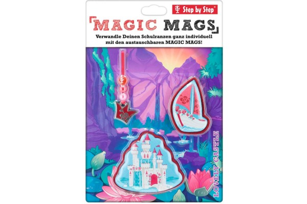 STEPBYST. Zubehör Magic Mags 139252 Lovely Castle