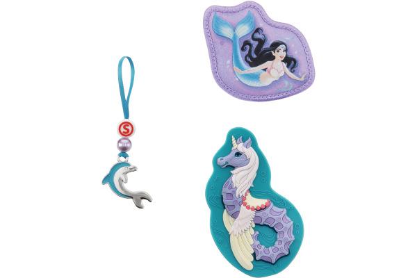 STEPBYST. Magic Mags Seahorse 139254 blau /weiss/lila 3-teilig
