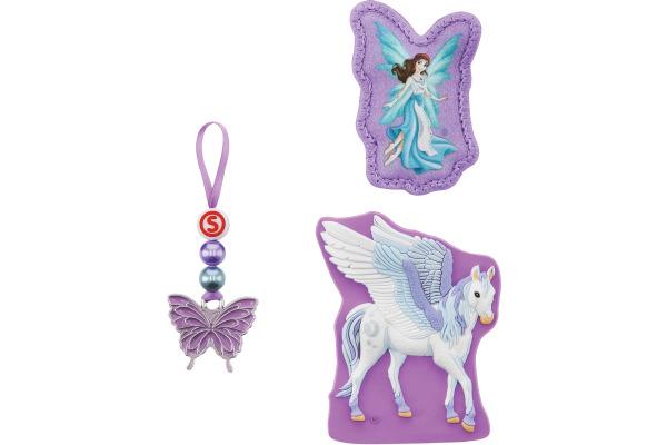 STEPBYST. Magic Mags Cloud Pegasus 139255 lila/weiss/blau 3-teilig