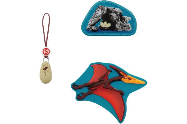 STEPBYST. Magic Mags Dinosaurs 139258 blau /rot /gelb 3-teilig