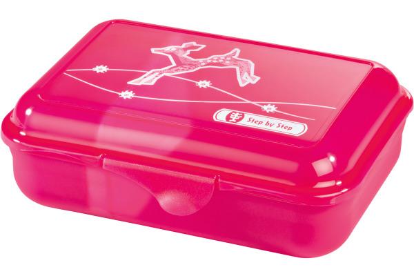 STEPBYST. Lunchbox Modern Deer 139285 pink