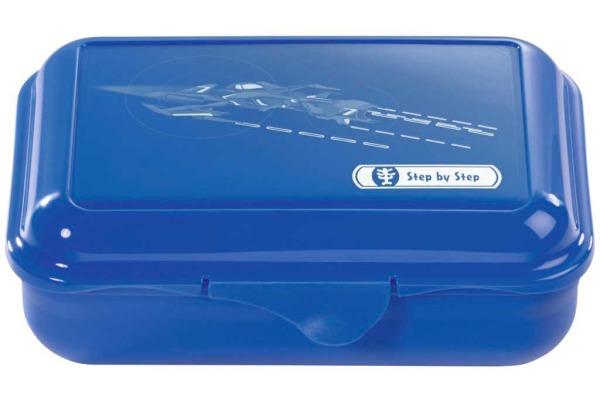 STEPBYST. Lunch Box 139286 Space Pirate, blau