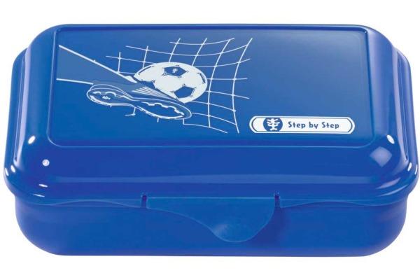 STEPBYST. Lunch Box 139290 Soccer Team, blau