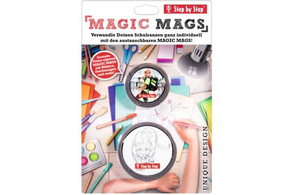 STEPBYST. Zubehör Magic Mags 183714 unique design, DO IT