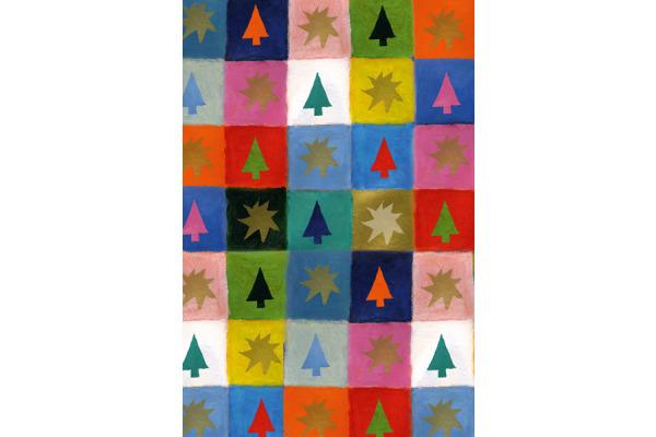 STEWO Geschenkpapier Chris 252172904 0.3x250m blau