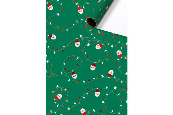 STEWO Geschenkpapier Neil 2528590245 70x150cm grün