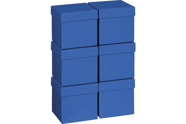STEWO Geschenkbox 13.5x13.5x12.5cm 255178299 dunkelblau One Colour
