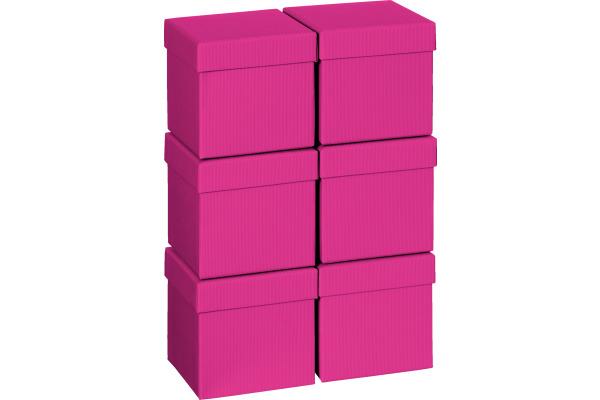 STEWO Geschenkbox 13.5x13.5x12.5cm 255178369 pink One Colour