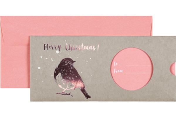 STEWO Geschenkkarte Minja 258163632 11x23cm hellrosa