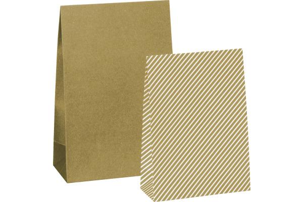 STEWO Geschenkbeutel One Colour 258178209 12.5x6.5x19cm gold