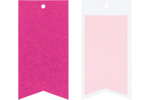 STEWO Geschenkanhänger One Colour 258178362 pink