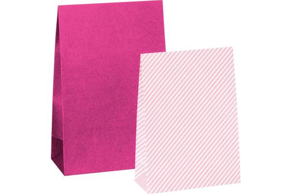 STEWO Geschenkbeutel One Colour 258178369 12.5x6.5x19cm pink