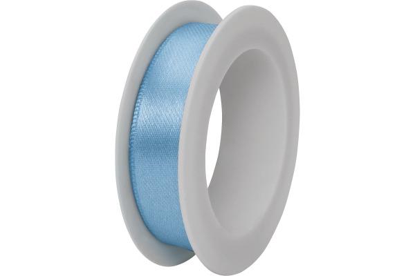 STEWO Geschenkband Satin 258341034 blau hell 60x65x18mm