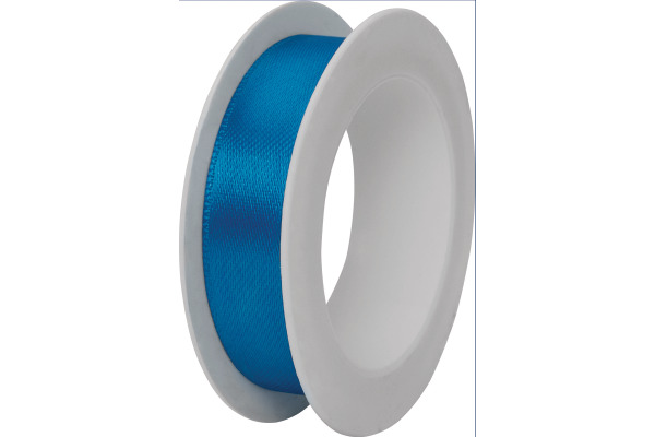 STEWO Geschenkband Satin 258341034 blau dunkel 61x65x18mm