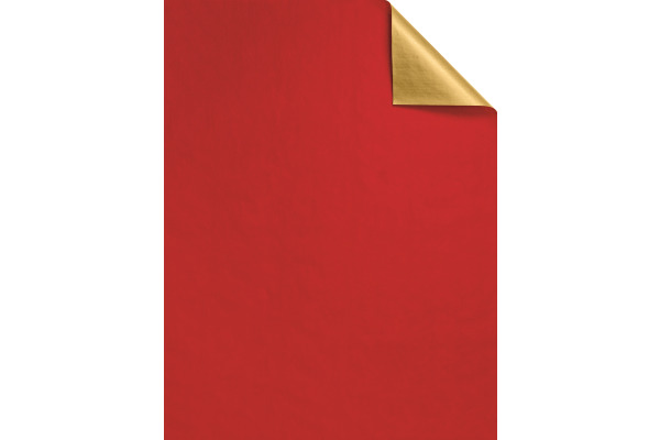 STEWO Geschenkpapier 36151 70x100cm rot