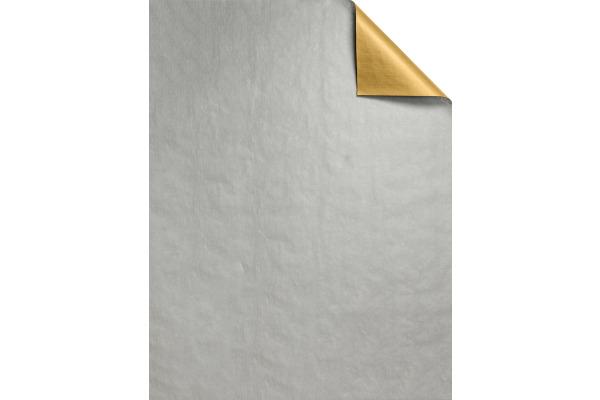 STEWO Geschenkpapier 36153 70x100cm silber